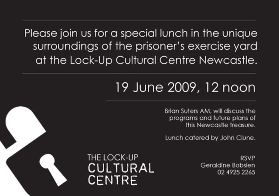The lock up 04