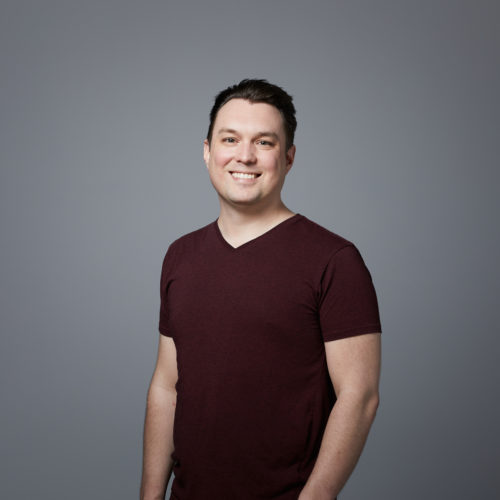 Ben Norman (Senior Digital Developer)
